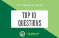 If you're considering enrolling in AZ Compass Prep, we're here to help. We're answering the most common questions parents and students ask about our school.